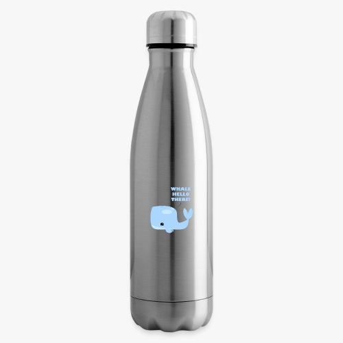 Whale Hello There - Termoflaske
