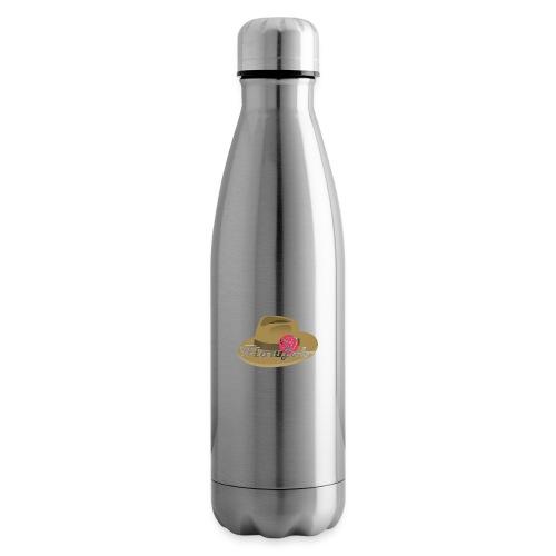 Flowjob Logo - Insulated Water Bottle