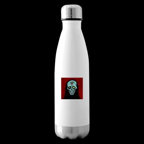 Ghost skull - Insulated Water Bottle