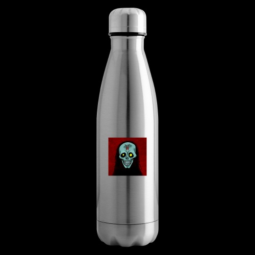 Ghost skull - Insulated Water Bottle