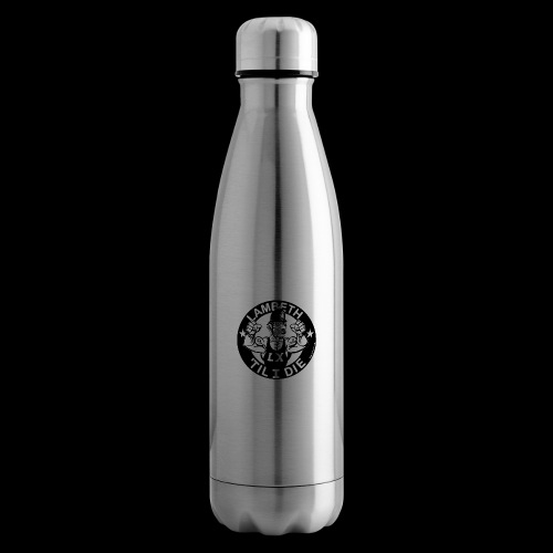 LAMBETH - BLACK - Insulated Water Bottle