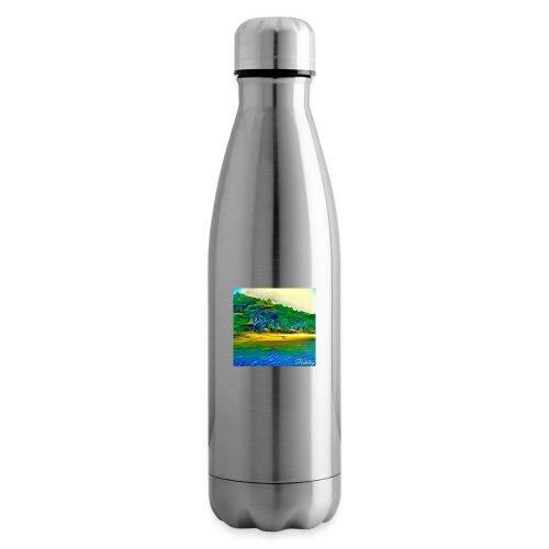 Tropical beach - Termica Bottiglia