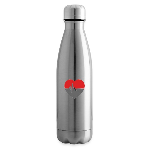 RaveHeart - Flowjob - Insulated Water Bottle