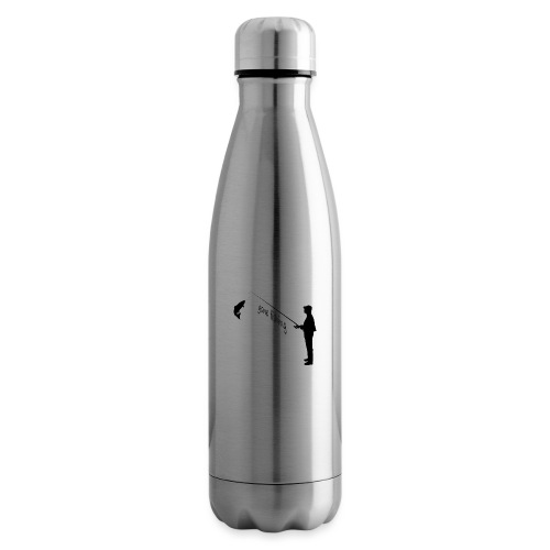 Angler gone-fishing - Isolierflasche