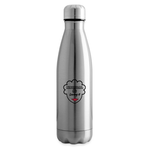 Natural & Loving It - Insulated Water Bottle