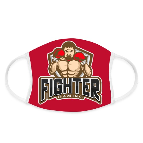 Mascarilla Boxeo | Fighter Gaming - Mascarilla