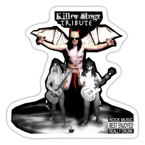 Killer Slugz Tribute png - Sticker