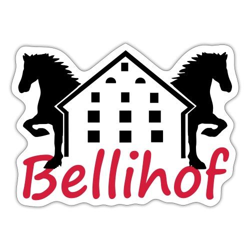 Logo Bellihof - Sticker