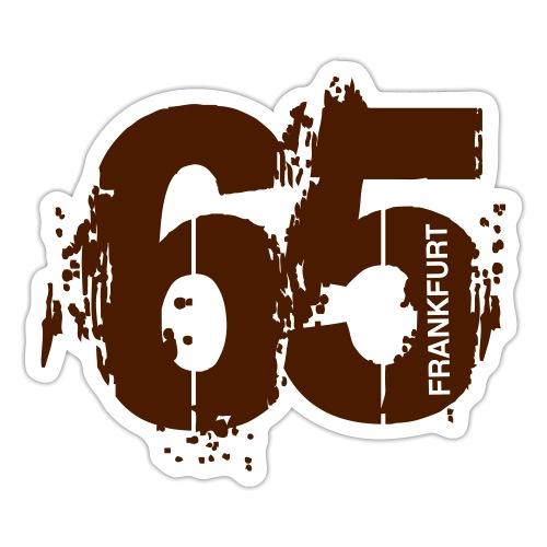 City_65_Frankfurt - Sticker