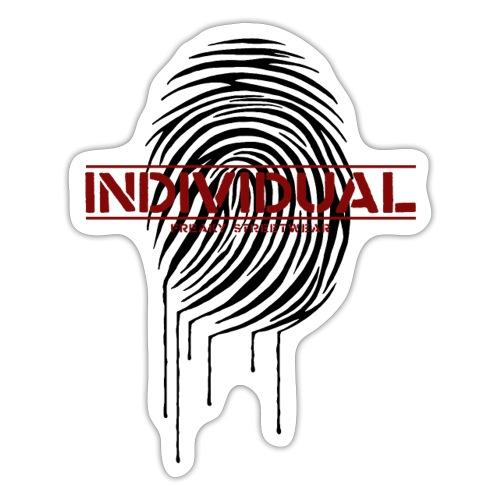 individual 2 - Sticker