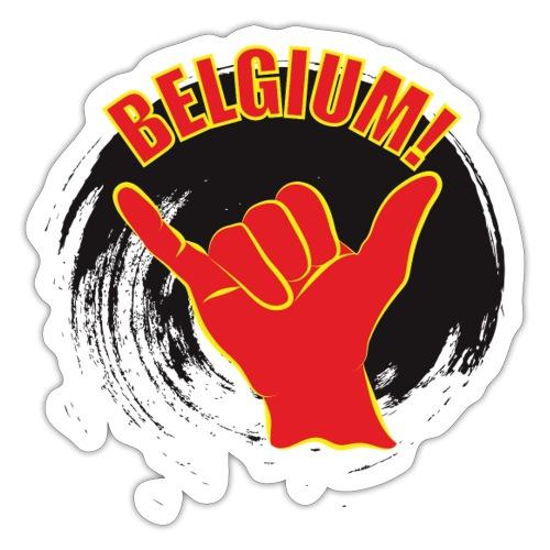 BelgiumLoose - Sticker