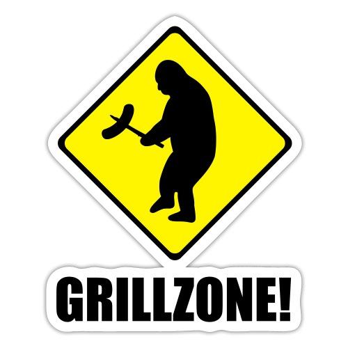 grillzone - Sticker