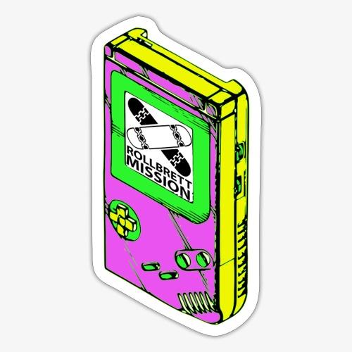 Spieltrieb - Sticker