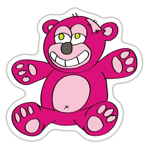 Teddy Rood - Sticker