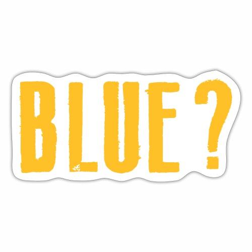Blue - Sticker