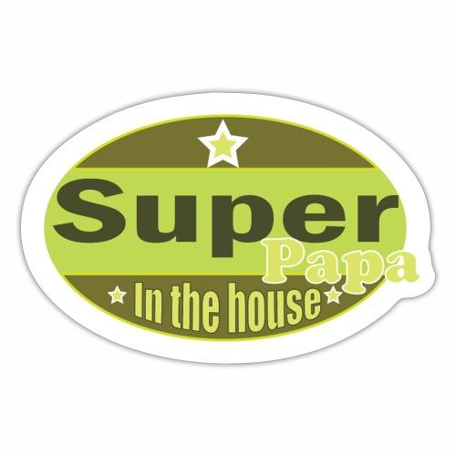 Super Papa - Sticker