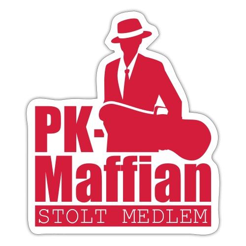 PKMAFFIAN - Klistermärke