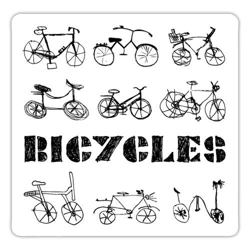 Fahrräder - Sticker