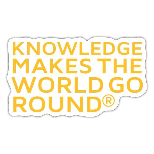 Knowledge - Sticker