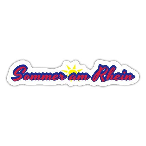 Sommer Am Rhein I - Sticker