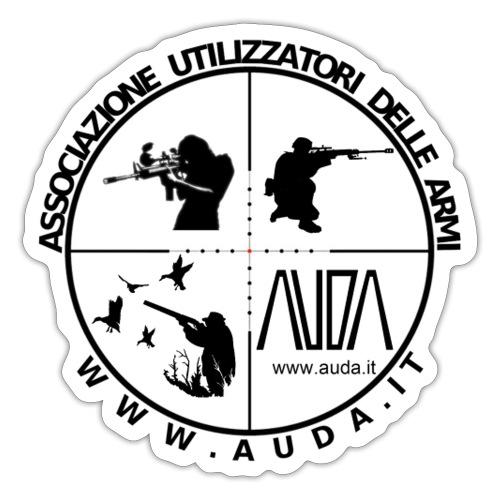 logo AUDA varie discipline - Adesivo