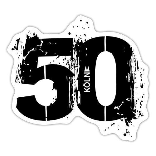 Motiv_City_Köln_50 - Sticker