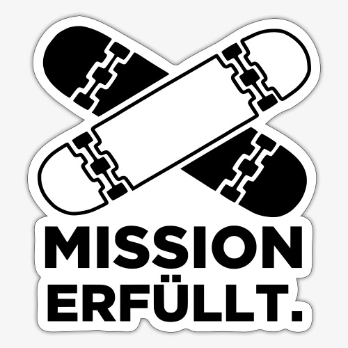 Erfüllung - Sticker