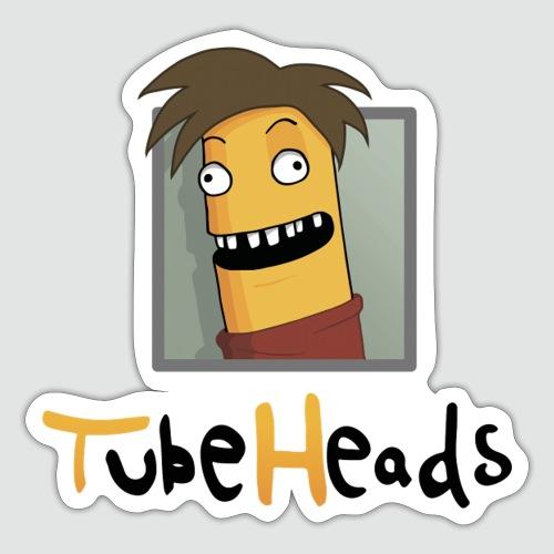 TubeHeads Sticker - Sticker