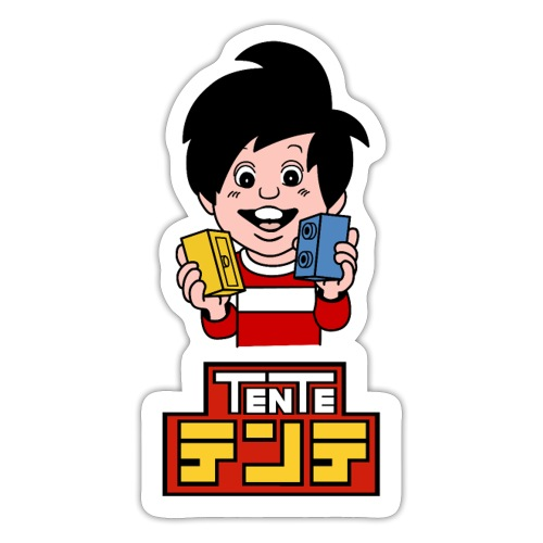 TENTE Japonés (Nomura) - Pegatina