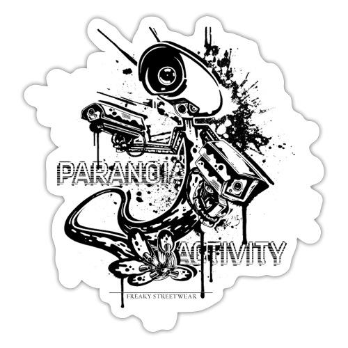 Paranoia Activity - Sticker
