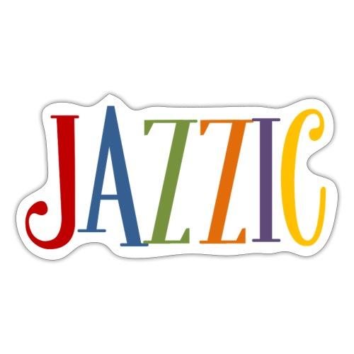Jazzic Logo - Sticker
