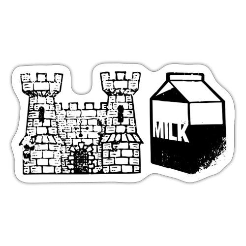 Castlemilk - Sticker