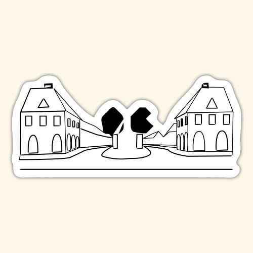 Steenkamper Logo - Sticker