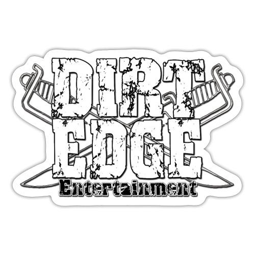 DIRT-EDGE Logo - Sticker