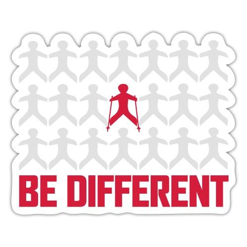 Nordic Walking - Be Different - Tarra
