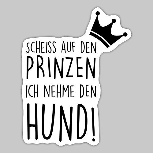 Prinz Hund - Sticker