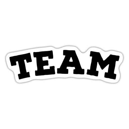 Team - Sticker