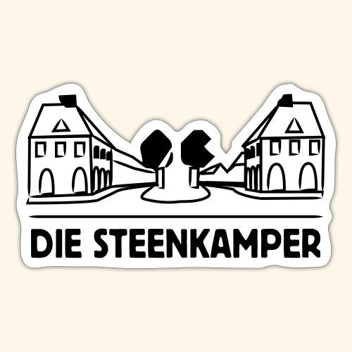 logo-steenkamp - Sticker