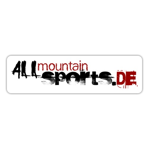 allmountainsport de - Sticker