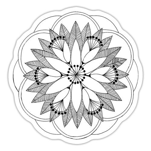Pond Bouquet - Sticker