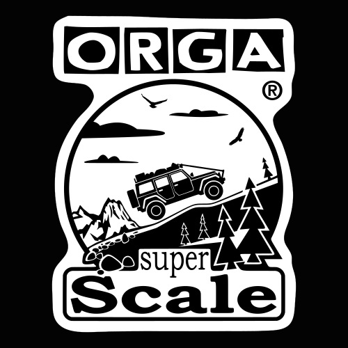 superScale® - ORGA - Sticker