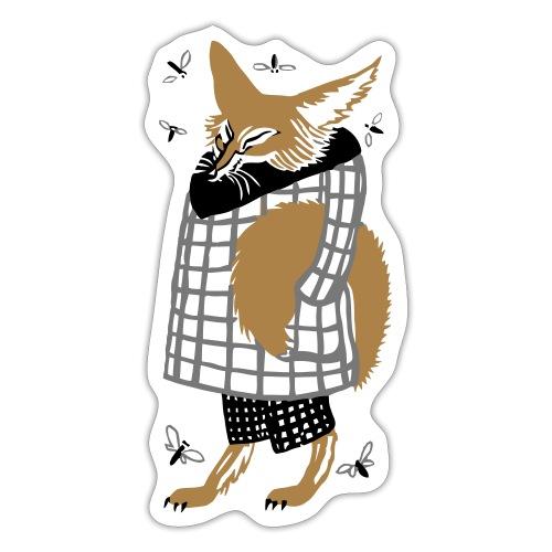 Fox - Sticker