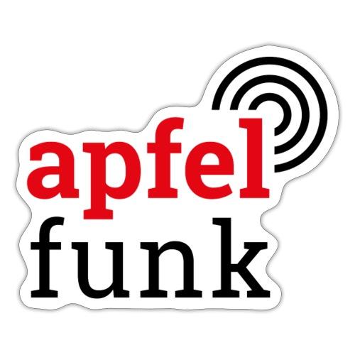 Apfelfunk Edition - Sticker