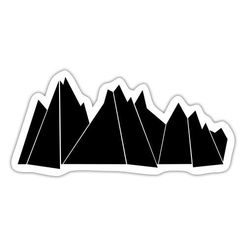 BlackMountains - Sticker
