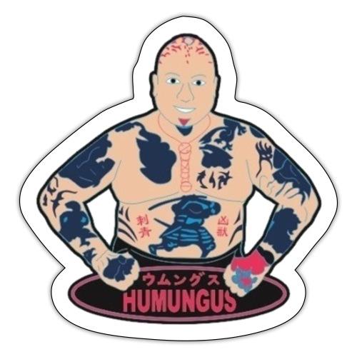 humungus - Sticker
