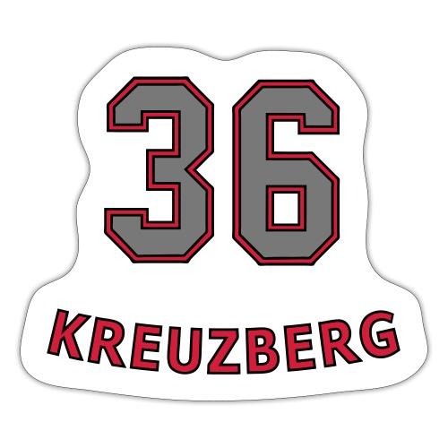 KREUZBERG 36 - Adesivo