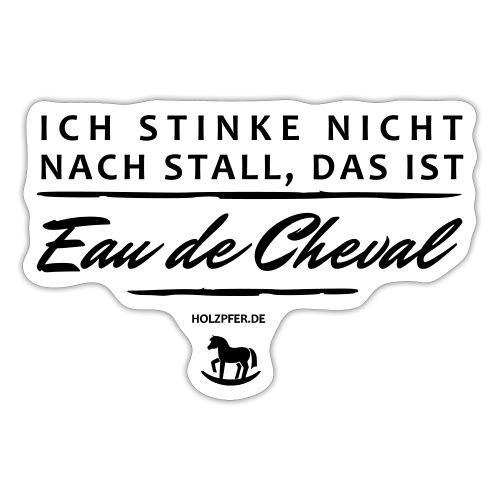 Eau de Cheval - Sticker