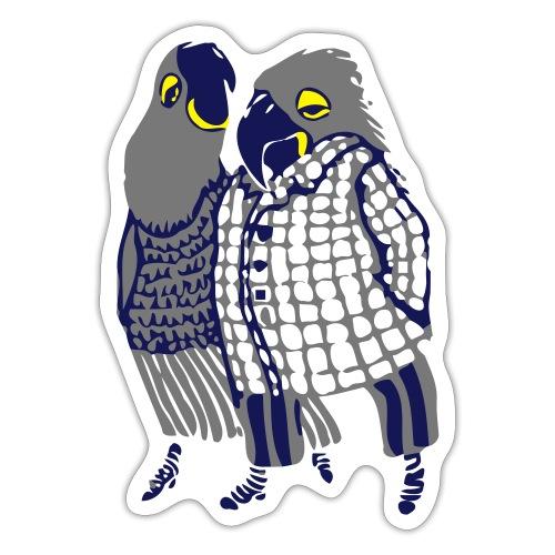 More parrots - Sticker