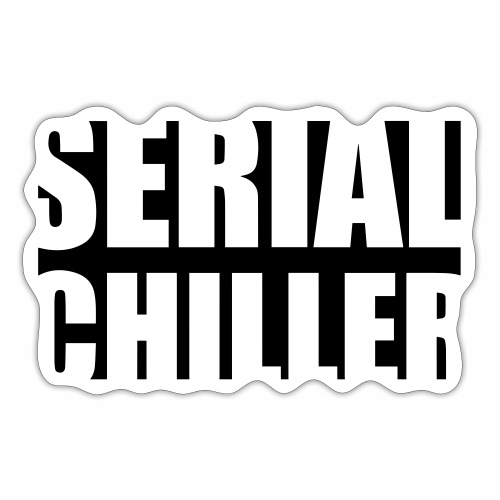 Serial Chiller 2 - Sticker