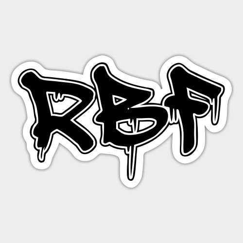 RBF - Sticker